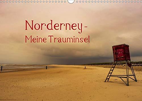 Norderney - Meine Trauminsel (Wandkalender 2020 DIN A3 quer): Impressionen von der Insel (Monatskalender, 14 Seiten ) (CALVENDO Orte)