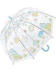 [nissen(ニッセン)] すみっコぐらし 【すみっコぐらし】キッズドーム型グラスファイバービニール傘(55cm) 女の子(適応身長110cmから140cm程度)