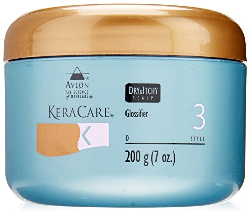 Avlon Keracare Dry and Itchy Glossifier, 7 Ounce