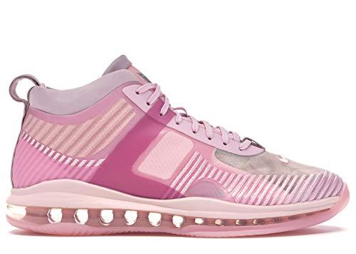 Nike Lebron X Je Icon Qs Herren Aq0114-600, Pink (Tulpe Pink/Wolf Grey-active Fuchsia), 40 EU