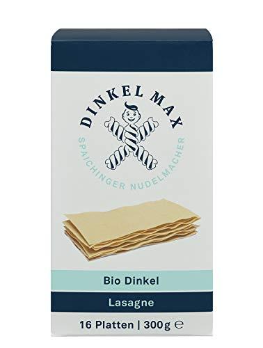 Dinkel Max Bio Lasagne, 6er Pack (6 x 300 g)