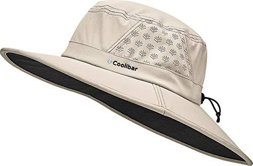 Coolibar UPF 50+ Men's Women's Fore Golf Hat - Sun...