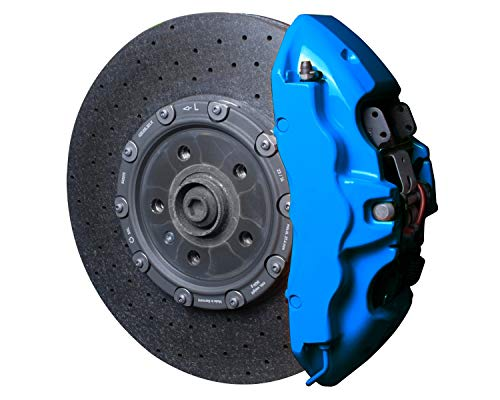 Foliatec F2188 2188 Bremssattel Lack, GT-blue