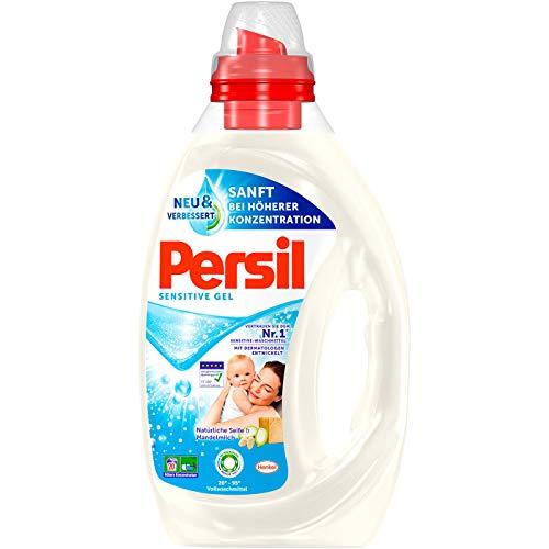 Persil Sensitive Gel Liquid Detergent1.45L, 20 Loads