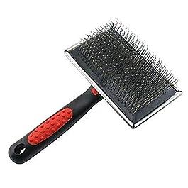 Paw Brothers Extra Long Hard Pin Slicker Brush, Large