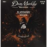 Dean Markley ディーンマークレー コーティングエレキギター弦 Black Hawk Coated Electric 8001 Regular .010-.046