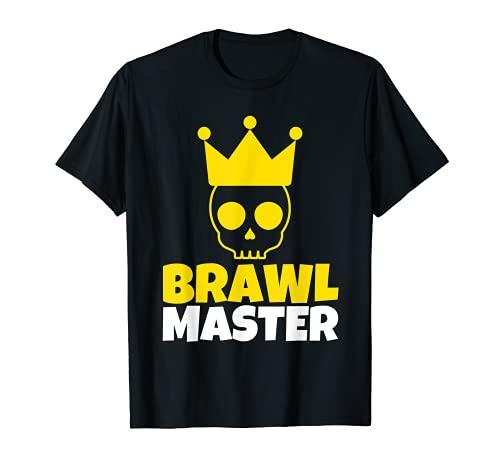 Brawling Brawl Showdown Stars Juegos Camiseta