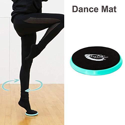 TOMATION Turn Board/Ballet Turning Disc für Tänzer, Turn Faster, Balance Better, perfektionieren Sie Ihren Spin mit Dance 360