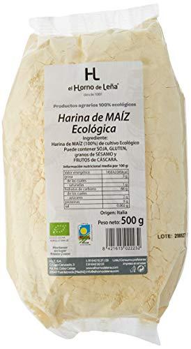 HARINA  MAIZ ECO 500 gr