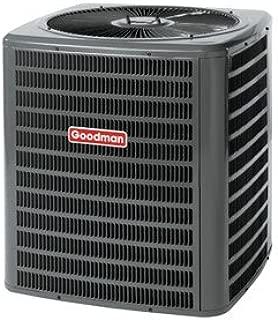 Goodman R-410A 3 Ton 16 SEER Air Conditioner GSX160361