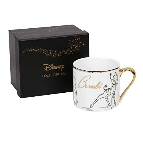 Disney Classic Bambi Kaffeetasse, Sammlerstück, in Geschenkverpackung