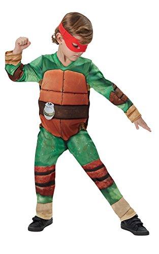 Rubie's IT610524-L - Tartarughe Ninja Deluxe Costume, Taglia L