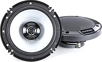 "$28 » Kenwood KFC-1666S 300 Watts 6.5"" 2-Way Car Coaxial Speakers with Sound Field Enhancer - Pair"