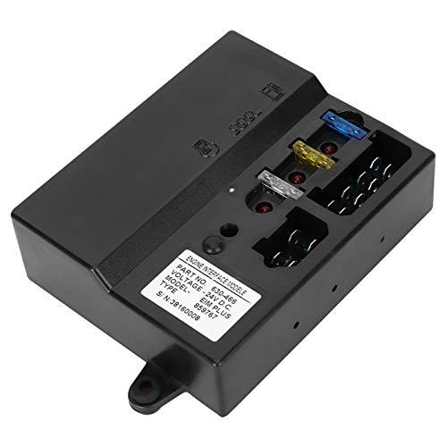 Placa base de arranque, EIM PLUS con indicador de generador ignífugo con fusible, controlador de módulo de interfaz del motor, generador para reemplazo de grupo electrógeno de fábrica
