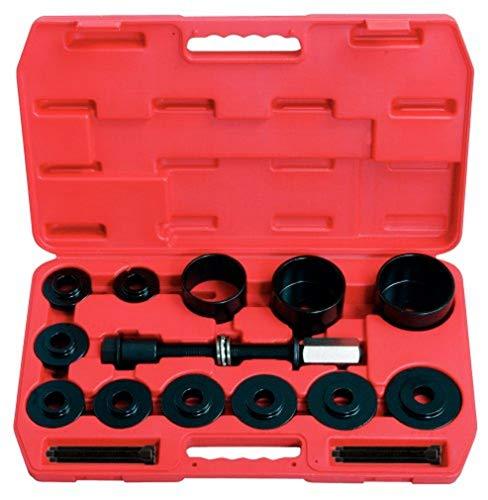 KS Tools 150.2075 Universal-PKW-Radlager-Werkzeug-Satz, 19-tlg.