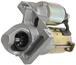 Discount Starter and Alternator 6785N Replacement Starter Fits Chevrolet Impala/Equinox
