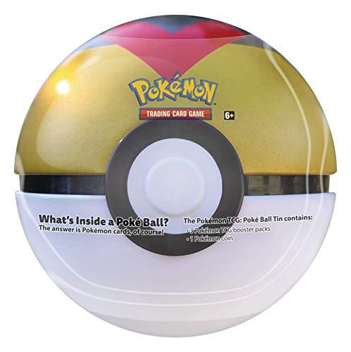 Pokémon TCG – Poke Ball Tin Serie 6 (eine nach dem Zufallsprinzip)