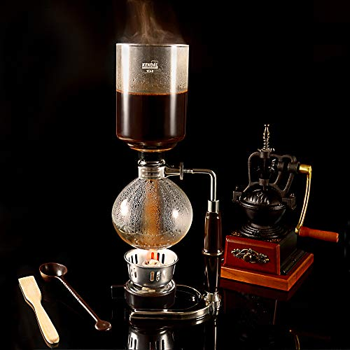 Kendal Glass Tabletop Siphon (Syphon) Coffee Maker 5 Cups