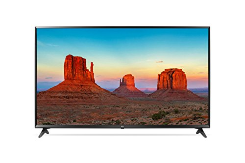 LG 65UK6100PLB - Televisor de 65'' (Smart TV, 4K Ultra HD, 3840 x 2160), color negro