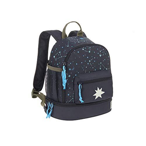LÄSSIG Kinderrucksack Kindergartentasche mit Brustgurt ab 3 Jahre/Mini Backpack Magic Bliss Boys, 27 cm, 5 L