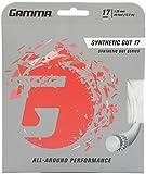 Gamma Synthetic Gut Series Tennis Racket String