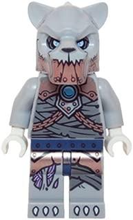 LEGO Minifig Legends of Chima_126 Saber-Tooth Tiger Warrior_B