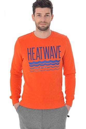 Scotch and Soda Pull/Sweatshirt 130808 29 - Orange - Taille L