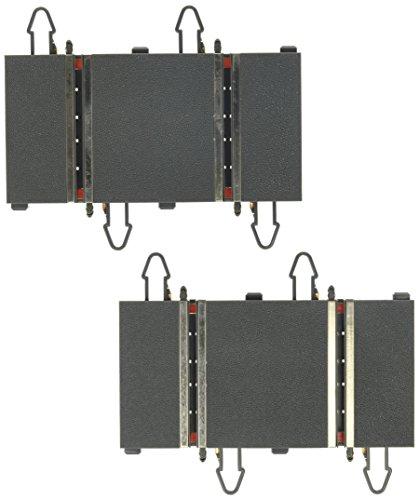 Accessoires Original - B02025x200 - Circuit De Voiture - Pièces Détachées - Raccord De Piste - Lot De 2