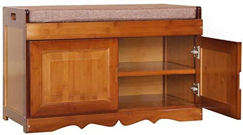 YLCJ Schoenkast Eenvoudige moderne schoenenkast Kledingkast met schuifdeuren Montage van de ruimtebesparende kast Economisch houten meubilair toegangspaneel (Maat: 69 * 34,5 * 44cm)