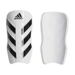 "adidas Performance Shinguards ""Everlasto"" black / red (701) L"