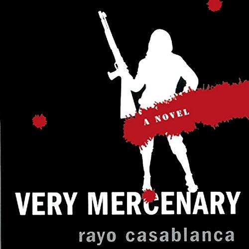 Very Mercenary audiobook cover art