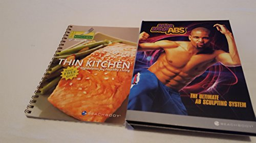 Shaun T's Hip hop abs: THE ULTIMATE AB SCULPTING SYSTEM, DVD 3 disc set