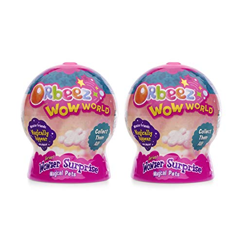 Orbeez Wow World - Wowzer Surprise Series 1, Magical Pets (Pack of 2) (47450)