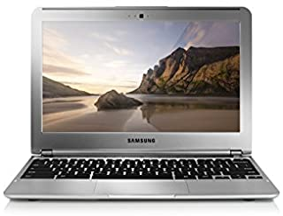 Samsung Chromebook XE303C12-A01 11.6-inch, Exynos 5250, 2GB RAM, 16GB SSD, Silver (Renewed)
