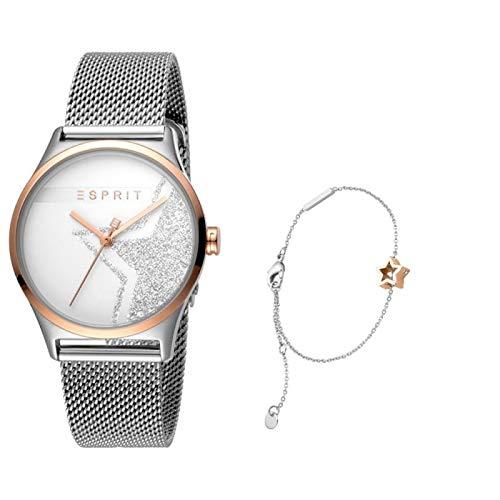 Reloj ESPRIT TIME Unisex Erwachsene Uhr 1