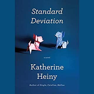 Standard Deviation audiobook cover art