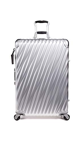 Best Price Tumi Women's Tumi 19 Degree Aluminium Extended Trip Packing Case, Silver, One Size