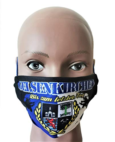 Gelsenkirchen Maske Gelsenkirchen Vermummungsmaske Gelsenkirchen Fußballmaske Gelsenkirchen Fan-Maske