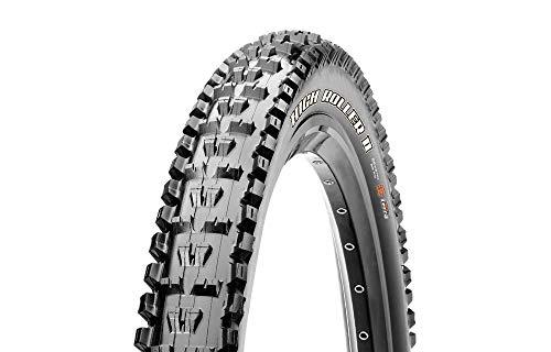 Maxxis High Roller II + neumáticos de Bicicleta de montaña Unisex, Negro, 27,5x 2,80