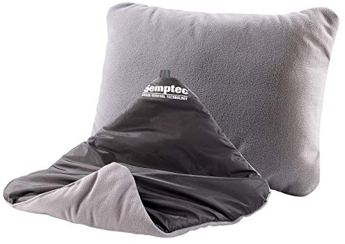 Semptec Urban Survival Technology Inflable Almohada: Almohada Inflable Reversible, 37 x 28 cm (Inflable Almohada con Referencia)