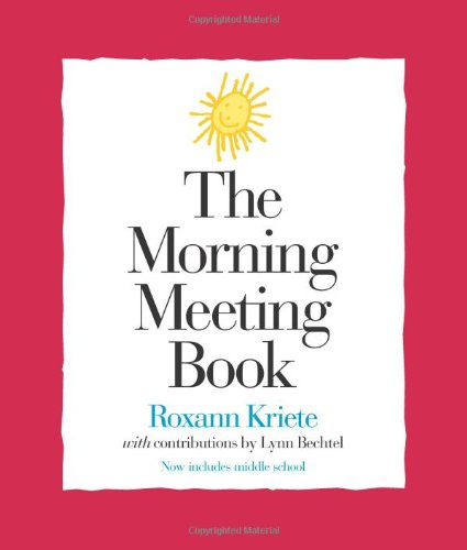 Morning Meeting Book, The