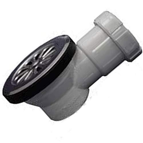Hidrotecnoagua sifones - Válvula plato ducha horizontal t-81 diámetro 85 1.1/2