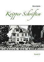 Kripper Schriften: Band 13