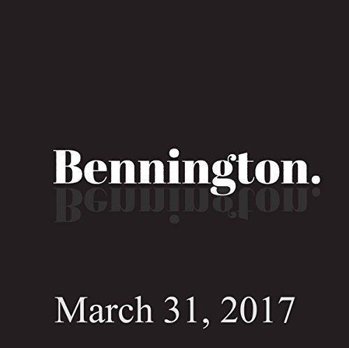 Bennington, John Oates and Cheech Marin, March 31, 2017 cover art
