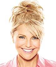 Natural Tone Hair Wrap Color HT10 Med Brown - Christie Brinkley 6
