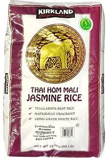 Best kirkland signature thai hom mali jasmine rice Reviews
