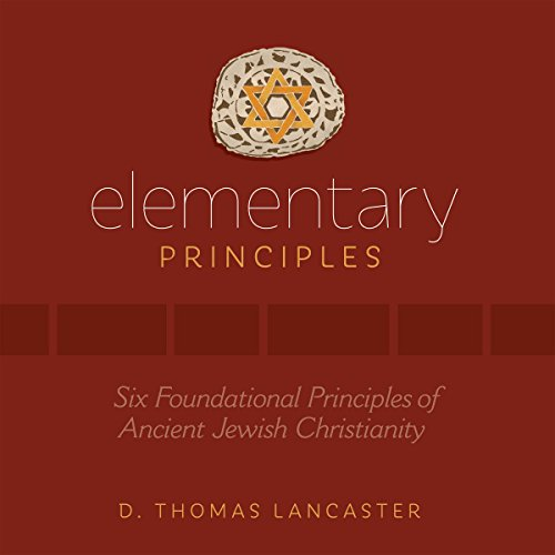 Elementary Principles audiobook cover art