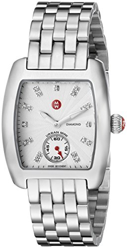 Michele - Damen -Armbanduhr- MWW02A000502