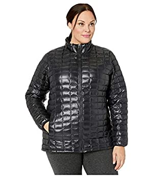 The North Face Plus Size Thermoball Eco Jacket TNF Black 1X