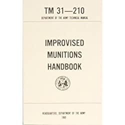 Book Review: TM 31-210 Improvised Munitions Handbook